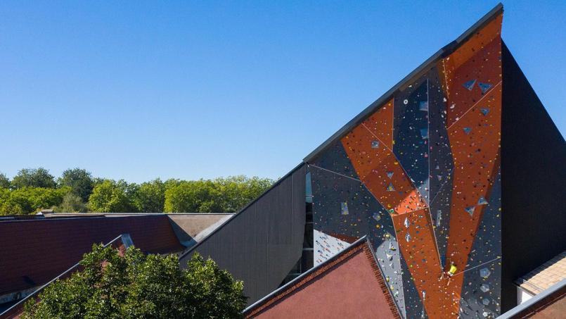 FRANCE-LIFESTYLE-CLIMBING-URBANISM-ARCHITECTURE-TOURISM